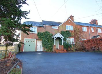 Thumbnail 4 bed property for sale in Hansard Cottages, Awbridge, Romsey