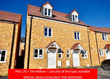 Thumbnail 3 bed semi-detached house for sale in Malvern Walk, Off Roman Road, Little Stanion, Corby