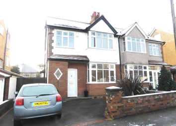 Thumbnail 3 bed semi-detached house for sale in Claremont Way, Bebington