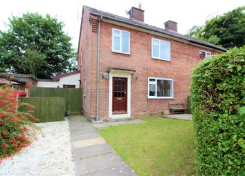 Thumbnail 3 bed semi-detached house for sale in Cegidog Avenue, Ffrith, Wrexham
