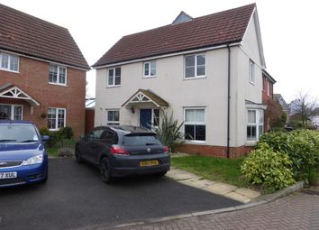 Thumbnail 3 bed property to rent in Cowdrie Way, Springfield, Chelmsford