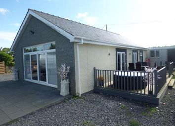 Thumbnail 2 bed bungalow for sale in Capel Mawr, Bodorgan, Anglesey