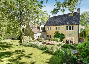 Thumbnail 5 bed detached house for sale in Rendcomb, Cirencester