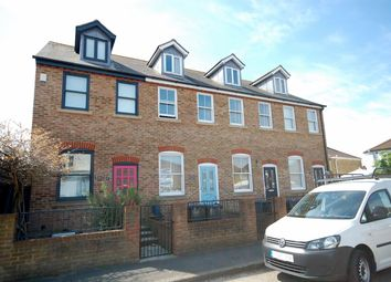 Thumbnail 3 bedroom terraced house to rent in Beresford Road, Whitstable