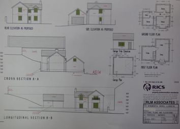 Thumbnail 4 bed property for sale in Glanhwfa Road, Llangefni, Anglesey, North Wales