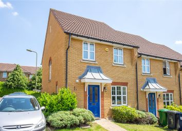 Thumbnail 3 bed end terrace house for sale in Arlington Green, Mill Hill, London