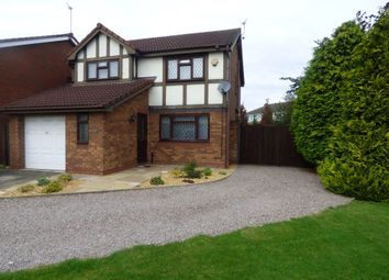 Thumbnail 4 bedroom detached house to rent in Darwin Road, Long Eaton, Nottingham