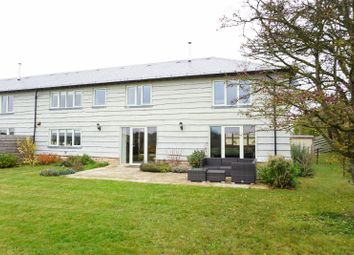 Thumbnail 4 bed link-detached house for sale in Amport Fields, Weyhill, Andover, Hampshire