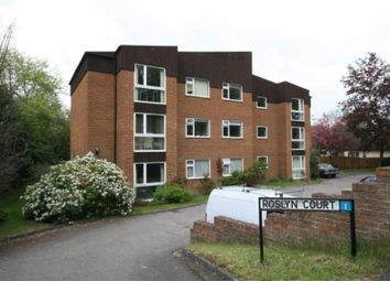 Thumbnail 1 bed flat to rent in Roslyn Court, Woking