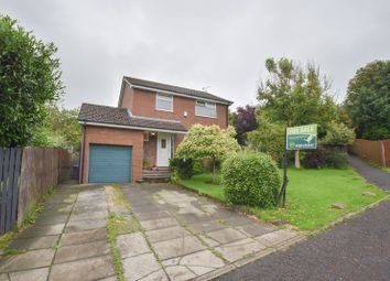 Thumbnail 4 bed detached house for sale in Askrigg Close, Accrington
