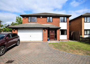 Thumbnail 5 bed detached house for sale in The Reddings, Cheltenham