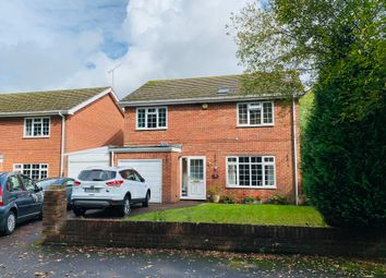 Thumbnail 4 bed detached house to rent in Park View, Hedge End