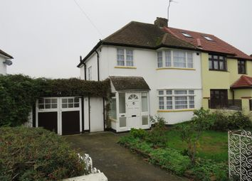 Thumbnail 3 bed semi-detached house for sale in Courtlands Avenue, Langley, Slough