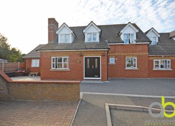 3 bed link-detached house for sale in Longley Mews, Farm Road, Orsett, Grays RM16