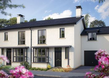 "Thumbnail 4 bedroom semi-detached house for sale in ""The Bushcombe"" at New Barn Lane, Prestbury, Cheltenham"