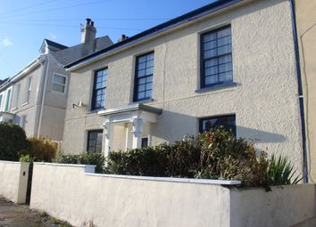 Thumbnail 3 bed maisonette for sale in Trevethan Road, Falmouth