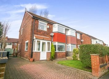 Thumbnail 3 bed semi-detached house for sale in Hartington Road, Offerton, Stockport