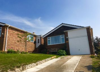 Thumbnail 3 bedroom detached bungalow for sale in Howey Close, Newhaven