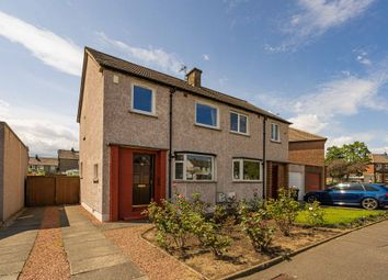 Thumbnail 3 bed semi-detached house for sale in 74 Broomhall Drive, Edinburgh