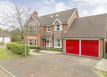 Thumbnail 6 bed detached house for sale in Hendon Grove, Epsom, Surrey