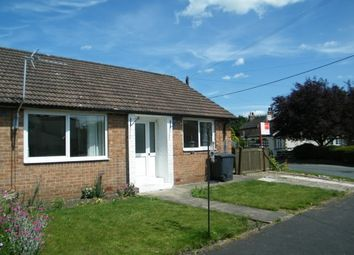 Thumbnail 2 bed bungalow to rent in Chapel Crescent, Great Fencote, Northallerton