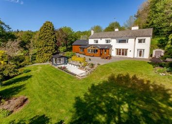 Thumbnail 4 bed detached house for sale in Gwernymynydd, Mold, Flintshire