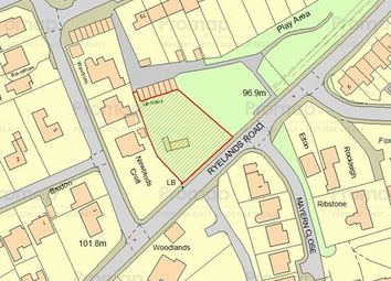 Thumbnail Land for sale in Land At Ryelands Road, Leominster