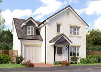 "Thumbnail 3 bed detached house for sale in ""Irvine"" at Auchinleck Road, Glasgow"