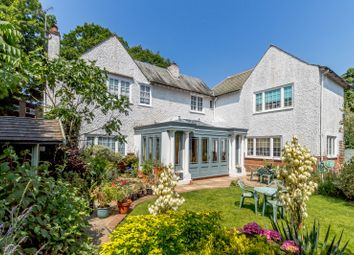 Thumbnail 5 bed detached house for sale in Cavendish Road, St. Georges Hill, Weybridge