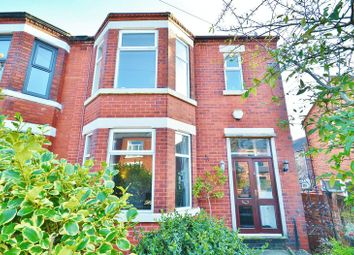 Thumbnail 3 bedroom semi-detached house for sale in Rudyard Road, Salford