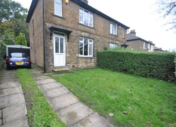Thumbnail 3 bed semi-detached house to rent in Westbury Road, Bradford