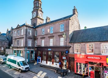 Thumbnail 3 bed flat for sale in East High Street, Forfar
