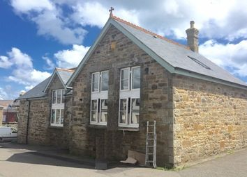 Thumbnail 1 bed flat to rent in St. Marys Street, Penzance