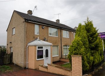 Thumbnail 2 bed semi-detached house for sale in Felcourt Drive, Bradford