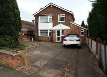 Thumbnail 3 bed detached house for sale in Kingsbury Drive, Aspley, Nottingham, Nottinghamshire