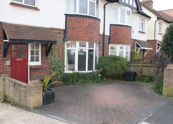 Thumbnail 4 bed property to rent in Cranmer Avenue, Hove