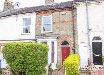Thumbnail 3 bed terraced house for sale in Denbigh Road, Norwich