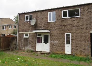 Thumbnail 3 bed semi-detached house for sale in Brookfurlong, Ravensthorpe, Peterborough