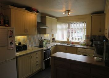 Thumbnail 3 bed town house for sale in Newmarket Road, Bulwell, Nottingham
