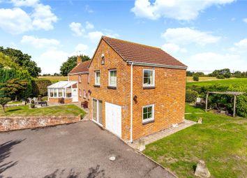 Thumbnail 4 bedroom detached house for sale in Spin Hill, Market Lavington, Devizes, Wiltshire