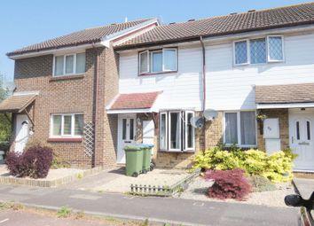 Thumbnail 2 bed terraced house for sale in Cromarty Close, Stubbington, Fareham