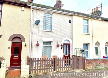 Thumbnail 3 bed terraced house for sale in Admiralty Road, Great Yarmouth