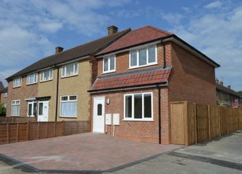 Thumbnail 3 bed end terrace house for sale in Lindfield Road, Romford