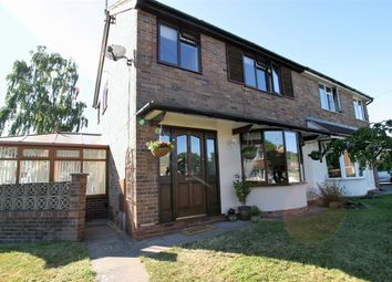 Thumbnail 4 bed semi-detached house for sale in Chessington Crescent, Trentham, Stoke On Trent