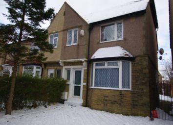 Thumbnail 3 bedroom semi-detached house to rent in Idle Road, Bradford