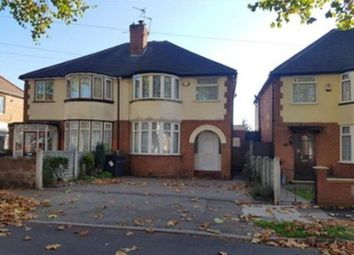 Thumbnail 3 bed semi-detached house to rent in Dunvegan Road, Birmingham