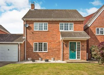 Thumbnail 5 bed link-detached house for sale in Rackheath, Norwich, Norfolk