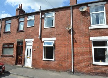 Thumbnail 2 bed terraced house for sale in Exchange Street, South Elmsall, Pontefract