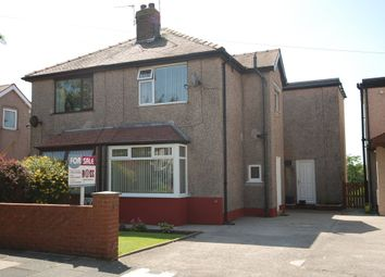 Thumbnail 3 bed semi-detached house for sale in Sheeplands Grove, Barrow-In-Furness, Cumbria