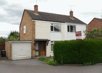 Thumbnail 2 bed semi-detached house to rent in Eden Close, Studley